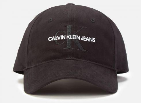 Calvin Klein Jeans Women\'s Monogram Cap - Black Beauty(85885686)