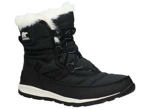 Sorel Whitney Short Lace Boots zwart(85176939)