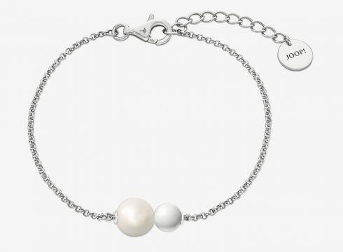 Armband in Silber/Weiß(82048533)