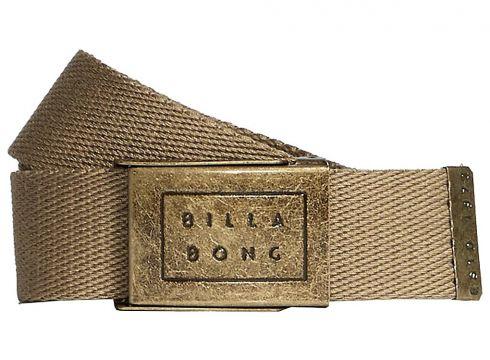 Billabong Sergeant Belt grijs(111095414)