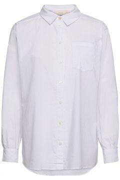 Ninjakb Shirt Langärmliges Hemd Weiß KAREN BY SIMONSEN(120748169)
