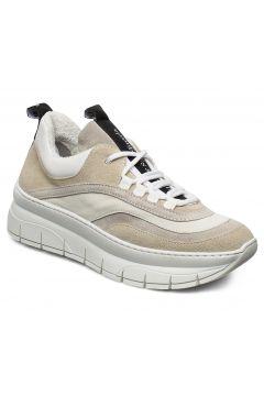 Hedvig Niedrige Sneaker Beige NUDE OF SCANDINAVIA(109200465)