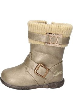 Bottines enfant Enrico Coveri COVERI bottines or cuir sintetica textile AD849(115395354)