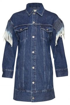 Lmc Ovrszd Ranch Dress Lmc Rig Kurzes Kleid Blau LEVI\'S MADE & CRAFTED(114165115)