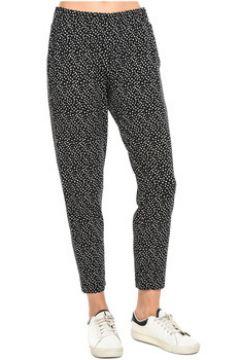 Pantalon Baukjen Pantalon loose taille élastique(98487607)