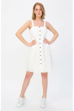 Fabrika Beyaz Elbise(113993989)