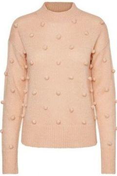 Pull Vero Moda Pull col haut pom LS highneck blouse(115434061)