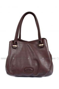 Brown - Shoulder Bags - G.Ö.N(110343326)