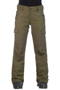 Volcom Grace Stretch Pants groen(96735270)