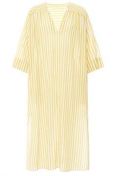 Kleid mit Streifen(123097402)