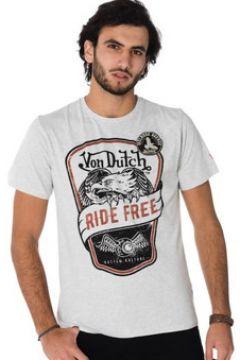 T-shirt Von Dutch T SHIRT EAGLE GRC(127912614)