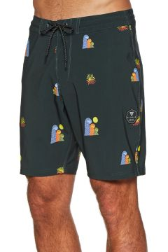 Vissla Outside Sets 18.5 Boardshorts - Black(116582332)