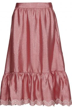 Betty, 636 Textured Poly Knielanges Kleid Pink STINE GOYA(114163304)