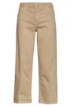Cora G.D Jeans Jeans Mit Weitem Bein Loose Fit Beige MOS MOSH(114154018)