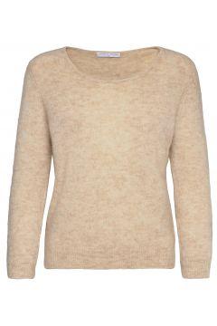 Soft Evening Sweater Strickpullover Beige CATHRINE HAMMEL(120996971)