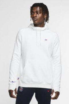 Paris Saint-Germain Fleece Kapüşonlu Erkek Futbol Sweatshirt\'ü(118318381)