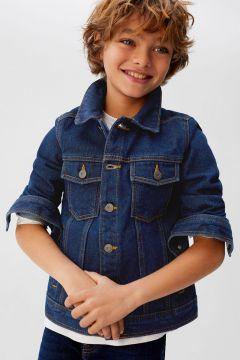 Mango Kids - Kurtka dziecięca John 110-164 cm(108035832)