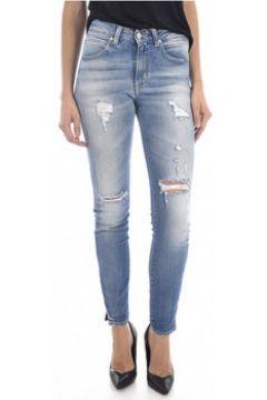 Jeans boyfriend Meltin\'pot Jean Skinny Push Up Stretch Destroy Mirea -(101713251)