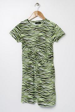 Tyess B&G Renkli Kız Çocuk Elbise(114005950)