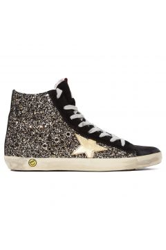Sneakers aus Leder mit Pailletten Francy(112328733)