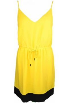 Robe Tommy Jeans Robe jaune pour femme(115399713)