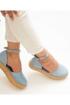 Chaussures Casual Snox Bleu Ciel(119072864)
