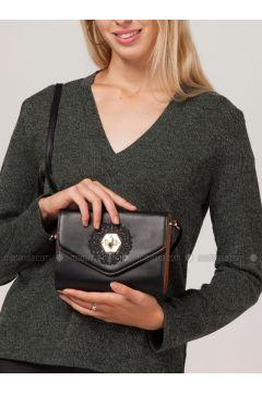 Black - Shoulder Bags - GETCHO(110330809)