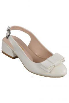 Ermod Kadın Beyaz Günlük Ayakkabı 2902(121743821)