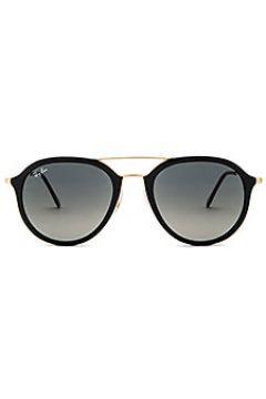 Солнцезащитные очки double bridge aviator - Ray-Ban(125433460)