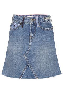 A-Line Skirt Upcd Kleid Blau TOMMY HILFIGER(103395840)