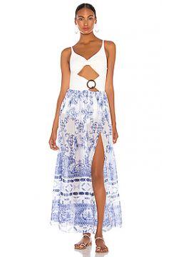 Макси платье amalfi - PatBO(118965531)