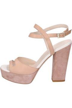 Sandales Lella Baldi sandales beige cuir BT507(98484892)