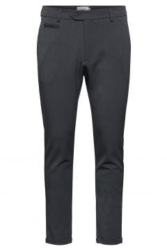Como Suit Pants - Seasonal Anzughosen Businesshosen Blau LES DEUX(120404283)