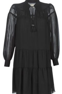 Robe MICHAEL Michael Kors MF98Z74MYW-001-BLACK(101584908)