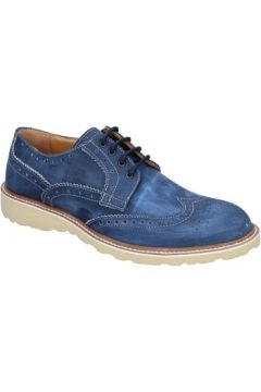 Chaussures Evc élégantes bleu nabuk BS07(115442995)