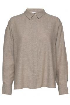 Bri Shirt Langärmliges Hemd Beige STYLEIN(117565262)