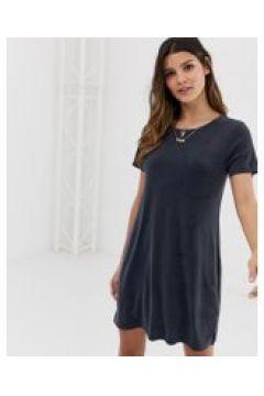 Abercrombie & Fitch - Vestito T-shirt - Grigio(92936167)