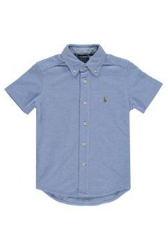 Hemd Oxford aus Baumwoll-Piqué(117379371)