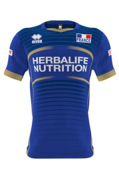 T-shirt Errea Maillot domicile Equipe de France Volley 2019(115624862)