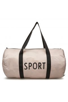 Sports Bag Large Bags Weekend & Gym Bags Pink DESIGN LETTERS(109112168)