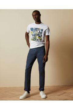 Jeans Mit Schmal Zulaufendem Bein(107975730)