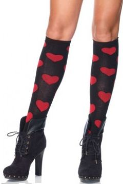 Chaussettes Leg Avenue Mi bas Cœur rouges(115660620)