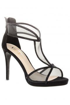 Yees Siyah Topuklu Ayakkabı(113945778)