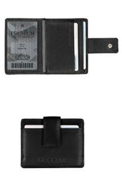 bugatti Primo Kreditkartenetui schwarz 49327101(114721338)
