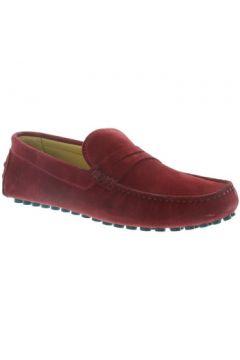 Chaussures Les Mocassins Tropéziens Mocassins les tropéziens ref_lmc43296 Bordeaux(128014386)