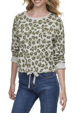 Dkny Jeans Leoparlı Sweatshirt(124926995)
