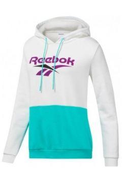 Sweat-shirt Reebok Sport HOODIE FEMME CLASSIC VECTOR / BLANC(115506713)