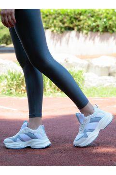Chaussures De Sport Crash Blanc / Bleu(119070822)