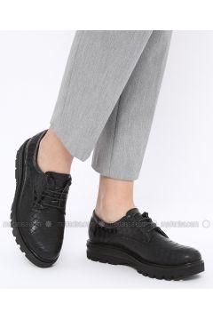 Black - Casual - Shoes - Gezer(110328637)