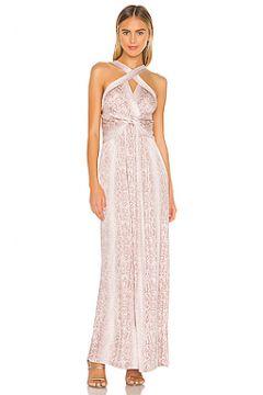 Макси платье - BCBGMAXAZRIA(115070726)
